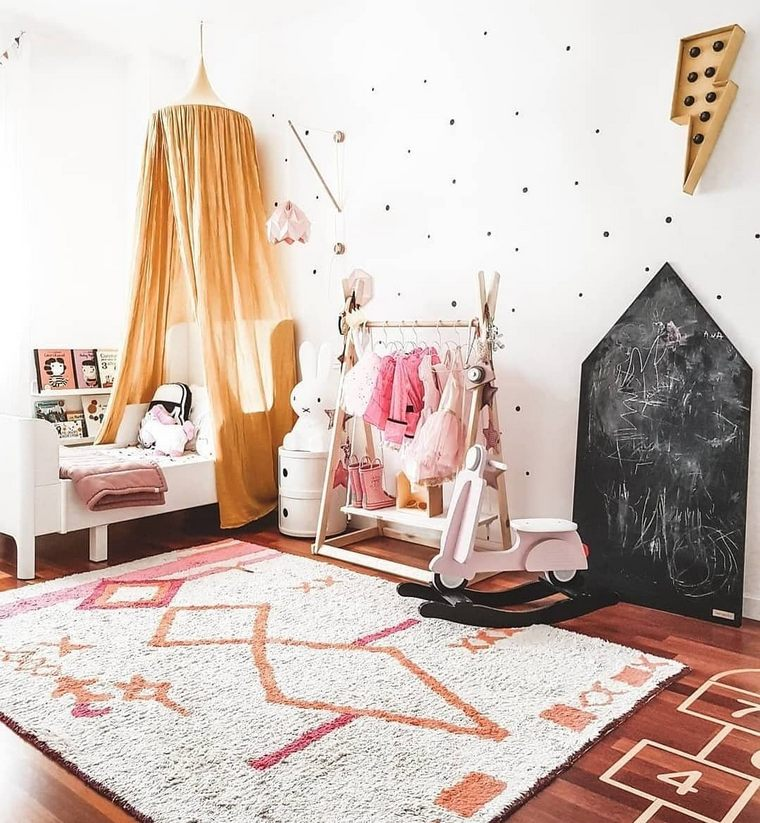 Bedroom Styleideas: Stunning Bohemian Carpets Ideas For Your Home
