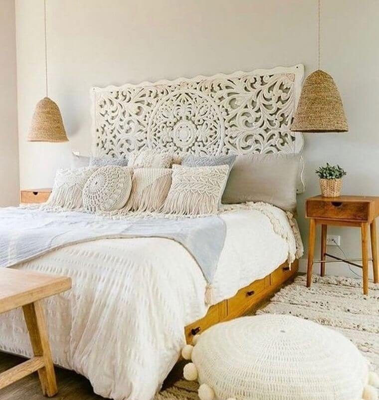 Bedroom Styleideas: Improve Your Bedroom Charm With Bohemian Beds