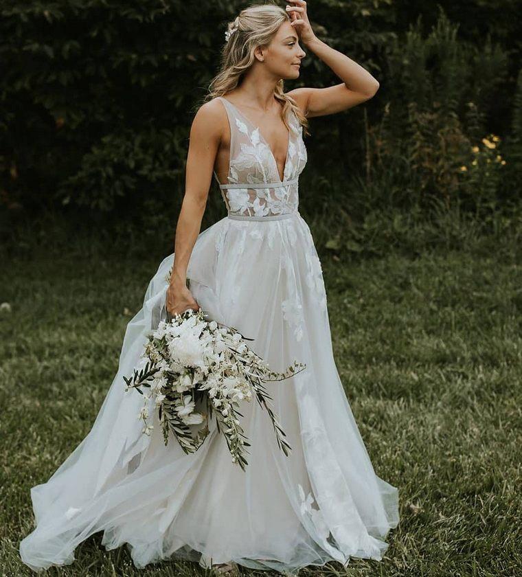 Bedroom Styleideas: Unforgettable Bohemian Wedding Dress Ideas