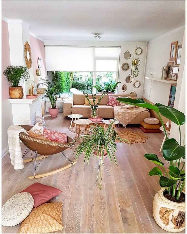Dreamy Bohemian Home Decor Ideas
