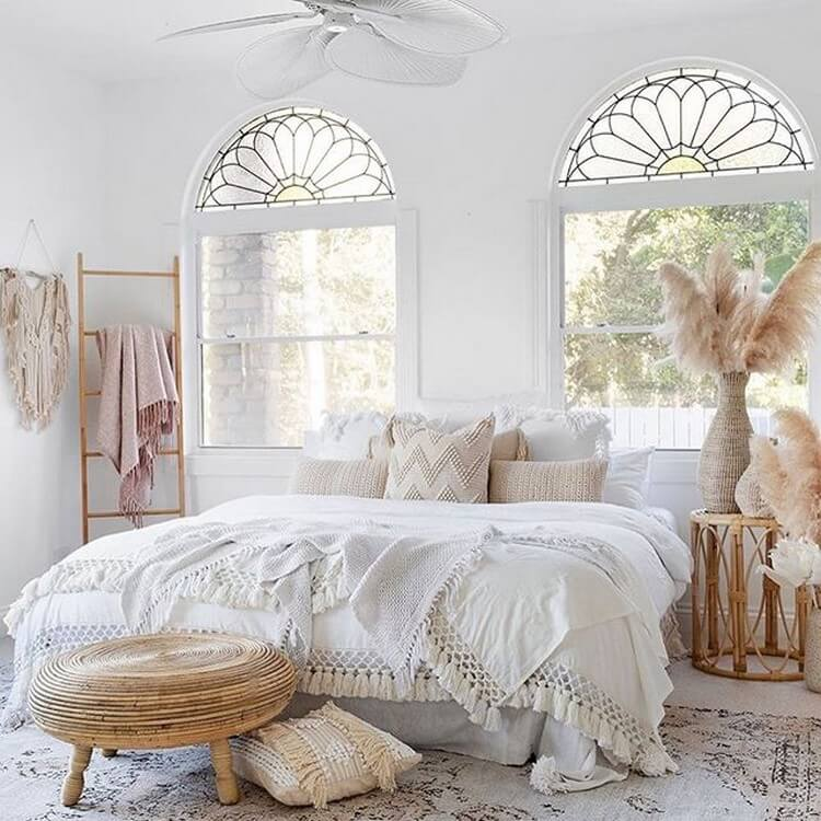 Bedroom Styleideas: Boho Bedroom Plans With Pallet Beds