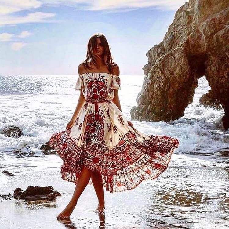 Bedroom Styleideas: Boho Fashion Summer Trends 2020