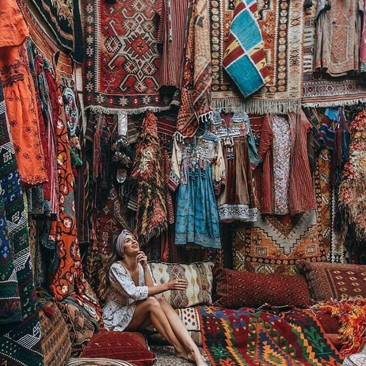 Bedroom Styleideas: Be Boho With Bohemian Lifestyle Ideas